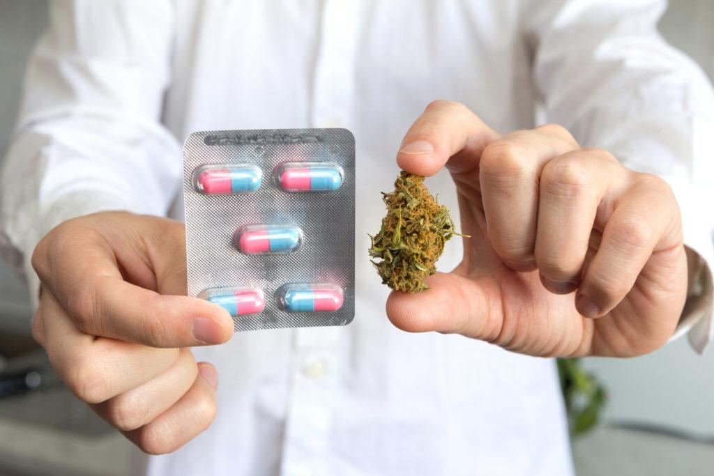 cannabis and PTSD